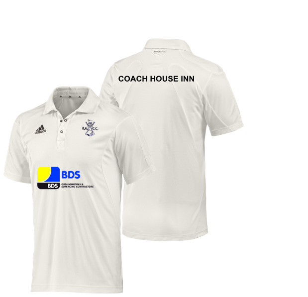 Rosedale Abbey CC Adidas Elite Junior Playing Shirt