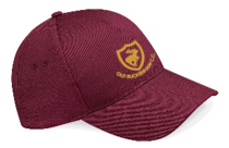 Old Buckenham CC Maroon Baseball Cap