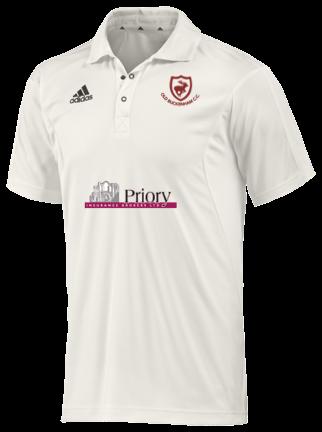 Old Buckenham CC Adidas Elite Junior Playing Shirt
