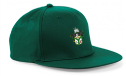 Twickenham CC Green Snapback Hat