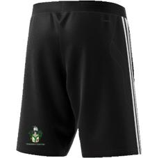 Twickenham CC Adidas Black Junior Training Shorts