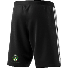 Twickenham CC Adidas Black Training Shorts