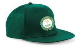Little Bardfield Village CC Green Snapback Hat