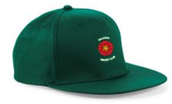 Walkden CC Green Snapback Hat