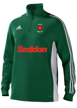 Walkden CC Adidas Green Training Top