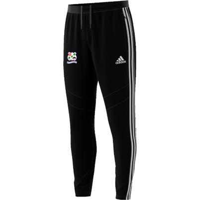 Killyclooney CC Adidas Black Training Pants