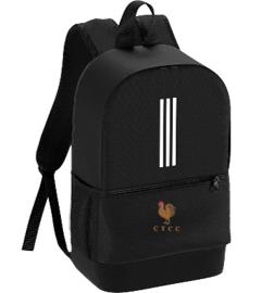 C.T.C.C. Black Training Backpack