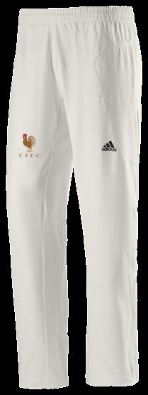C.T.C.C. Adidas Elite Junior Playing Trousers