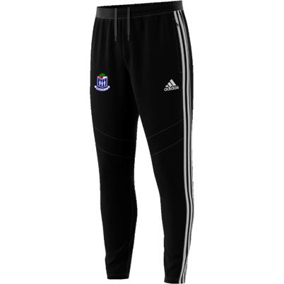 Whalley CC Adidas Black Training Pants