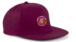Burton CC Maroon Snapback Hat