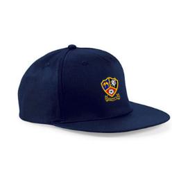 Ossett CC Navy Snapback Hat