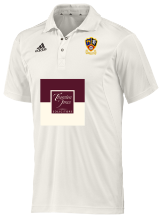 Ossett CC Adidas Elite Junior Playing Shirt
