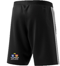 Oakwood Park Grammar School CC Adidas Black Training Shorts