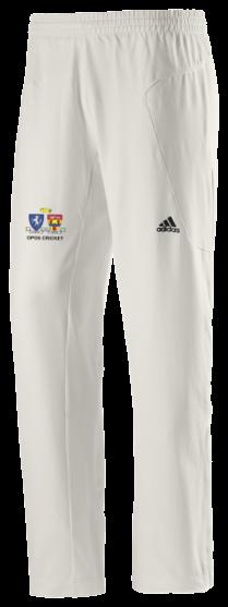 Oakwood Park Grammar School CC Adidas Elite Junior Playing Trousers