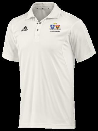 Oakwood Park Grammar School CC Adidas Elite Junior Playing Shirt