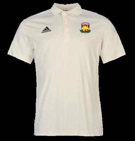 Loddington & Mawsley CC Adidas Pro Junior S/S Playing Shirt