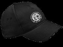 Thornton CC Black Baseball Cap