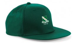 Raunds Town CC Green Snapback Hat