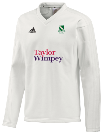 Raunds Town CC Adidas L/S Playing Sweater
