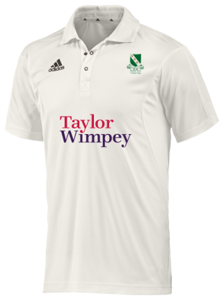 Raunds Town CC Adidas Elite S/S Playing Shirt