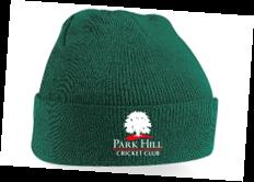 Park Hill CC Green Beanie