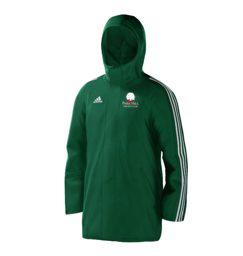 Park Hill CC Green Adidas Stadium Jacket