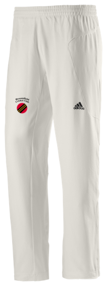 Broomfield CC Adidas Elite Junior Playing Trousers