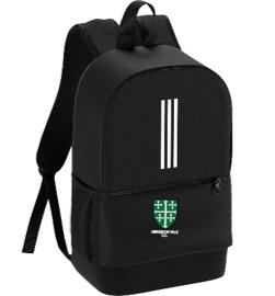 Abingdon Vale CC Black Training Backpack