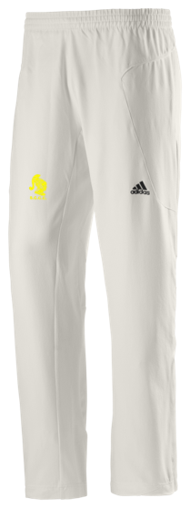 Sully Centurions CC Adidas Elite Junior Playing Trousers