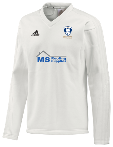 Broadwater CC Adidas L/S Playing Sweater