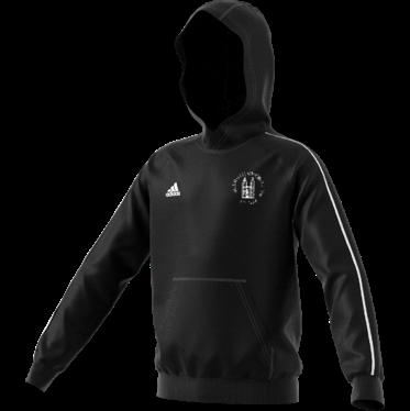 Southwell CC Adidas Black Junior Fleece Hoody