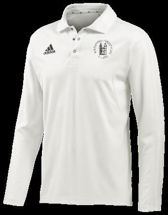 Southwell CC Adidas Elite L/S Playing Shirt