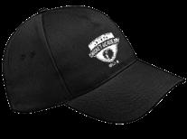 London Cricket Academy Black Baseball Cap