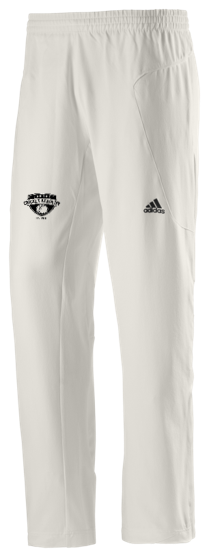 London Cricket Academy Adidas Elite Junior Playing Trousers