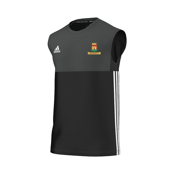 Vinohrady CC Adidas Black Training Vest