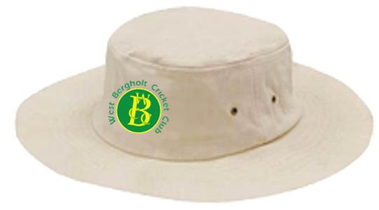 West Bergholt CC Sun Hat