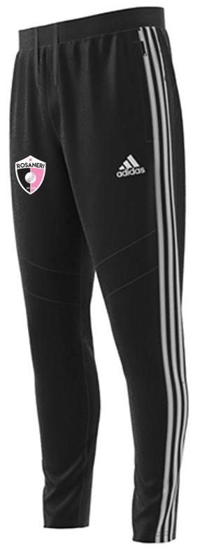 Rosaneri CC Adidas Black Junior Training Pants