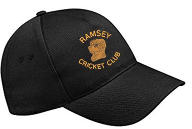 Ramsey CC Black Baseball Cap