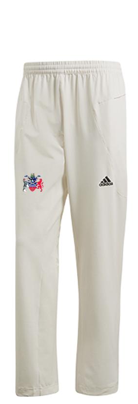 Tamworth CC Adidas Elite Junior Playing Trousers
