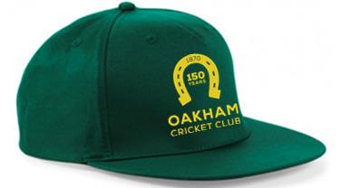 Oakham CC Green Snapback Hat