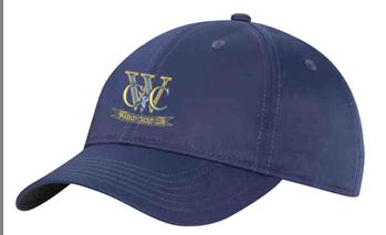 Woodley CC Navy Baseball Cap