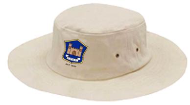 Castle Cary CC Sun Hat
