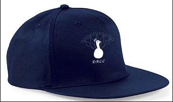 Dell Boys CC Navy Snapback Hat