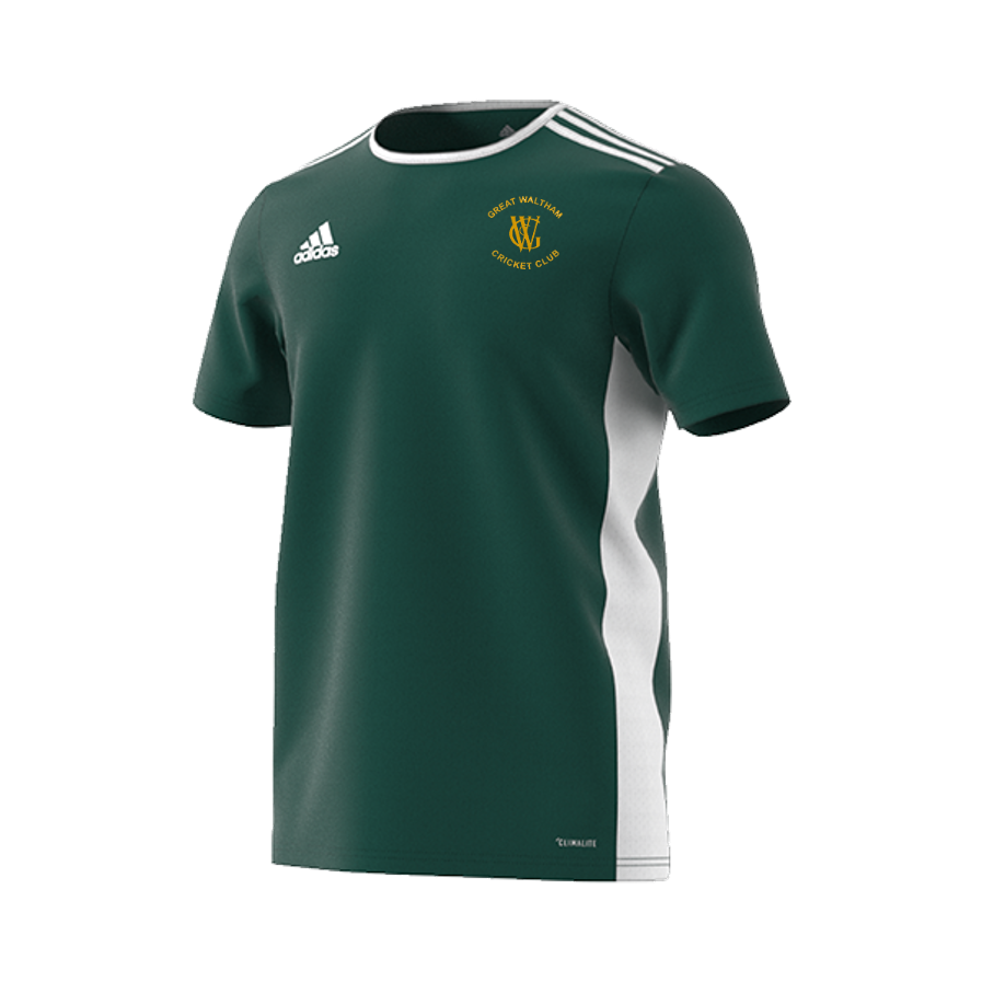 Great Waltham CC Green Training Jersey
