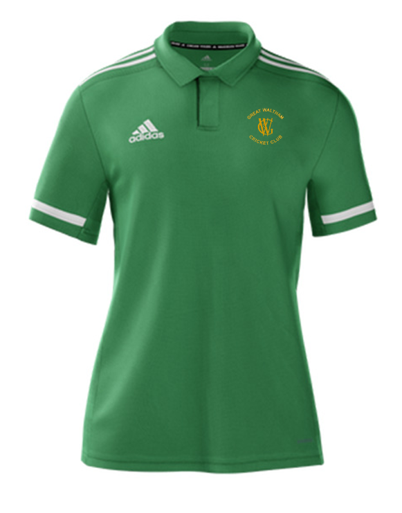 Great Waltham CC Adidas Green Polo