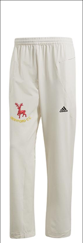 Hertford CC Adidas Elite Playing Trousers