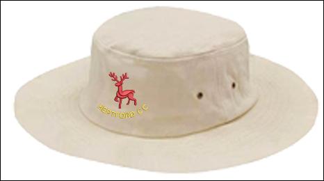Hertford CC Sun Hat