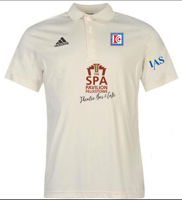 Dedham CC Adidas Pro Junior Short Sleeve Polo