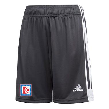 Dedham CC Adidas Black Training Shorts