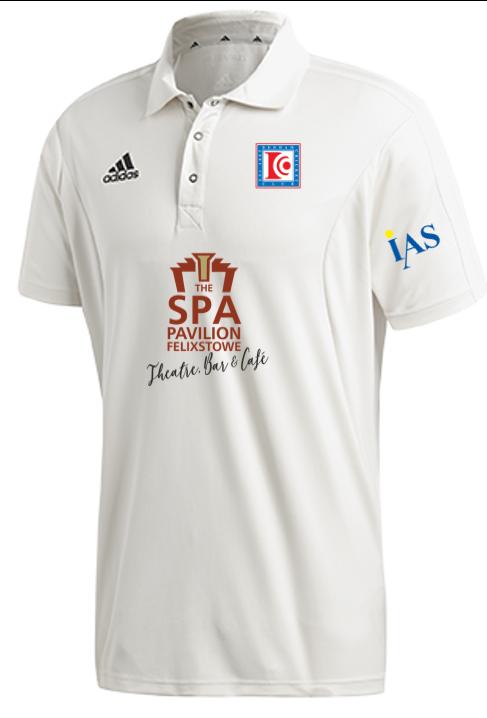 Dedham CC Adidas Elite Short Sleeve Shirt
